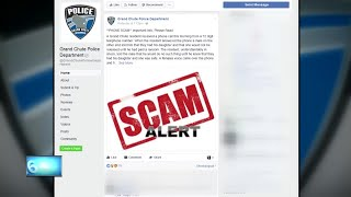 Grand Chute Police are warning residents about a scary phone scam where the caller claims to have kidnapped your child.