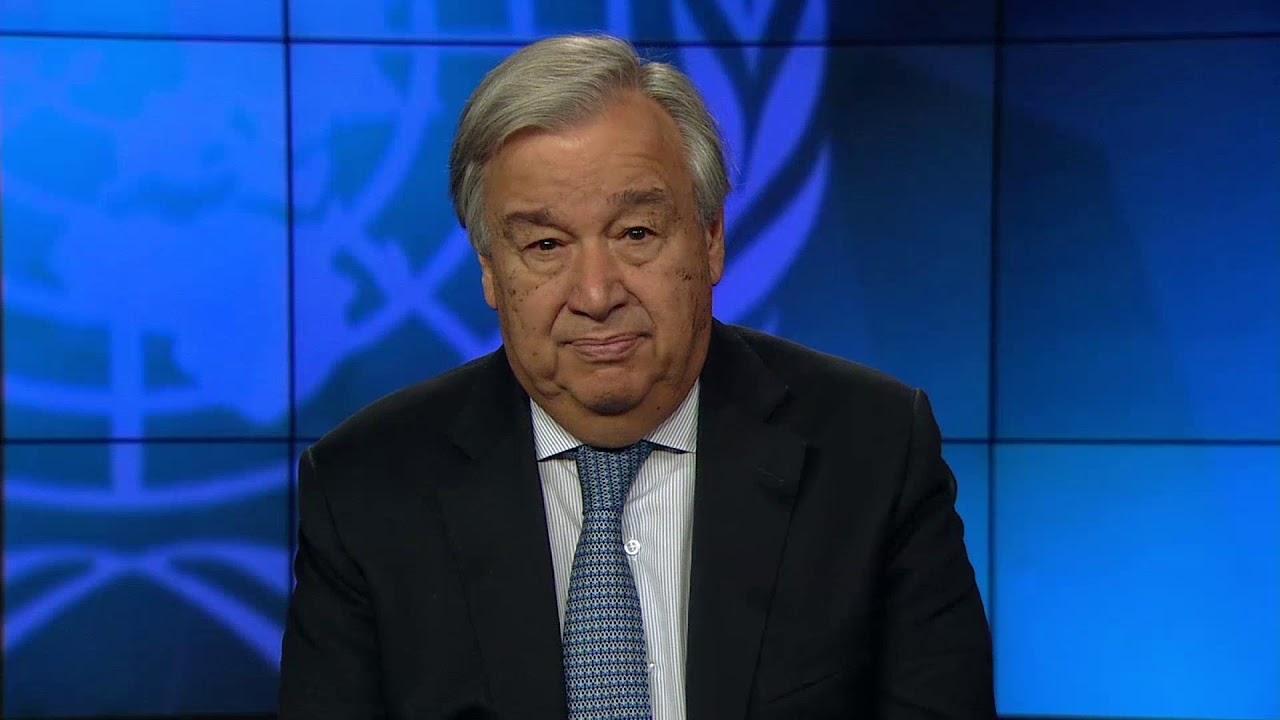 Послание главы ООН по случаю Дня снижения риска бедствий