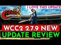 WCC2 279 UPDATE REVIEW | WCC2 NEW UPDATE REVIEW