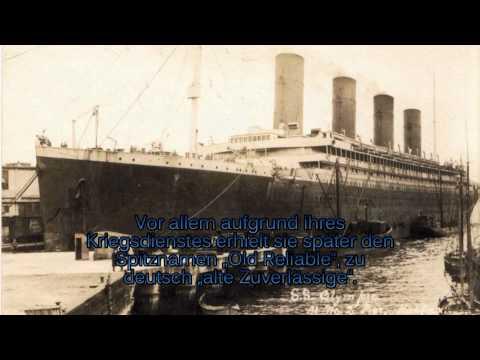 R.M.S Olympic - The Story in HD/ Die Geschichte in HD (видео)
