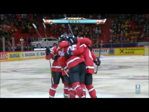 Team Switzerland – Silver Medalist of Ice Hockey World Championship 2013