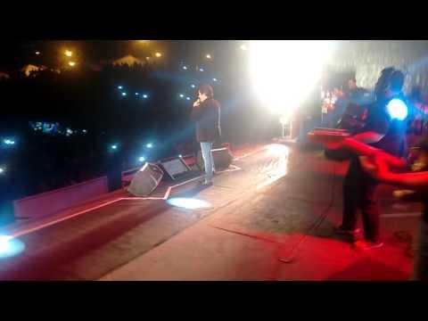 Show do cantor Giovani na expotexas- em Teixeira Soares no Paraná