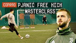 Video Pjanić's Free Kick Masterclass | European Nights MP3, 3GP, MP4, WEBM, AVI, FLV Desember 2018