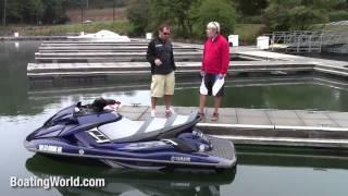 2. Yamaha FX Cruiser SVHO