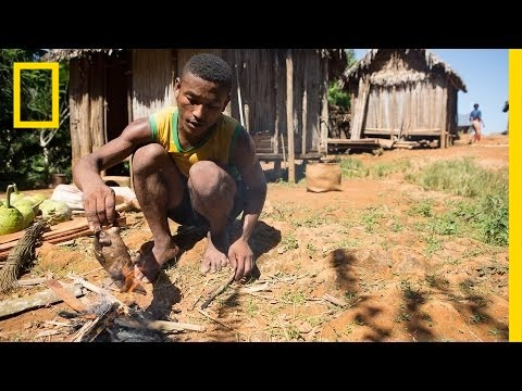 christopher - Epidemiologist and National Geographic Emerging Explorer Christopher Golden's research has revealed that Madagascar's reliance on bush meat is both ravaging the country's wildlife and impacting...