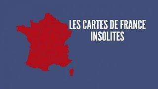 Video Top des cartes de France les plus insolites (Topito TV) MP3, 3GP, MP4, WEBM, AVI, FLV Mei 2017