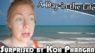Koh Phangan Thailand  city photo : SURPRISED BY KOH PHANGAN - LIVING IN THAILAND DAILY VLOG (ADITL EP238)