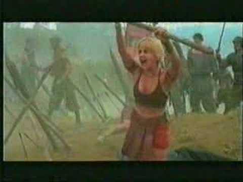 Xena - Bloopers 5th Season Part 1