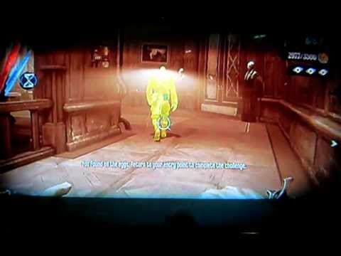 Dishonored: dunwall city trials how to get 3 stars on burglar