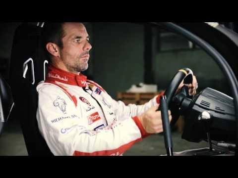 SLRally EVO - Game Testing by Sébastien Loeb !
