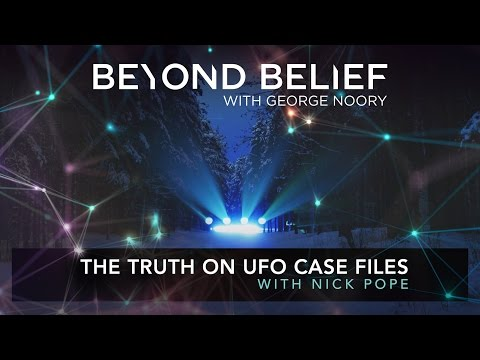 FREE EPISODE of Beyond Belief | Nick Pope & George Noory: The Truth on UFO Case Files