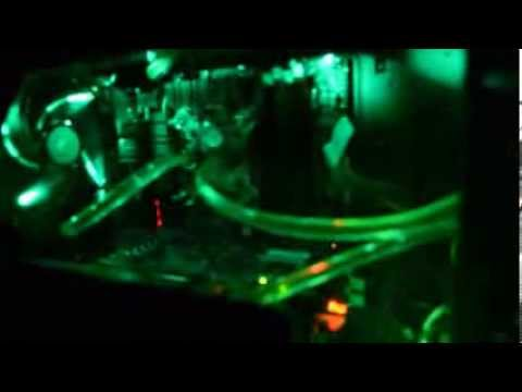 Water Cooling (Liquido di raffreddamento) #6 Assemblaggio finale e prova