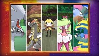 UK: Meet Silvally, Kommo-o, and other stunning Pokémon in Pokémon Sun and Pokémon Moon! by The Official Pokémon Channel