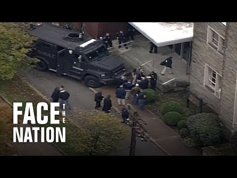 Mass shooting at Pittsburgh synagogue leaves 11 dead