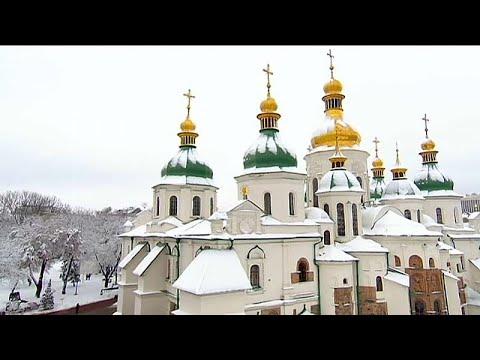 Video - Ανακηρύχθηκε αυτοκέφαλη η Εκκλησία της Ουκρανίας