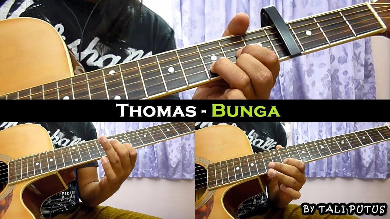 Thomas – Bunga (Instrumental/Full Acoustic/Guitar Cover)