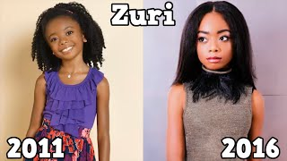Disney Channel Stars Before and After 2016 - YouTube