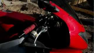 8. 2000 Yamaha YZF600R No Exhaust