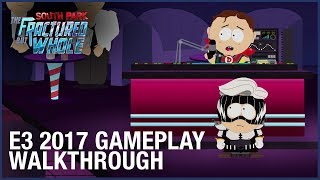 South Park: The Fractured But Whole: E3 2017 Gameplay