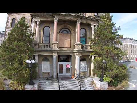 urban exploration – l'ospedale psichiatrico greystone in new jersey