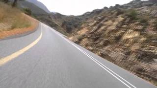 9. 2011 BMW K 1600 GT and GTL onboard/Franschhoek pass