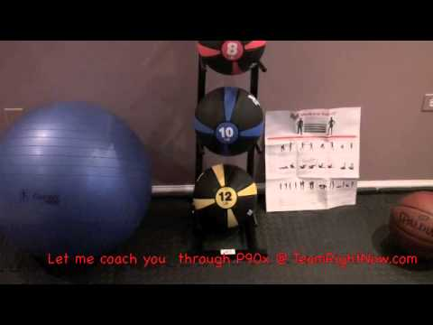 P90X Medicine Ball Review