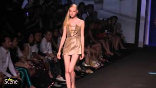 Milin At Elle Fashion Week 2012 In Bangkok. Movie By Paul Hutton, Bangkok Scene.
