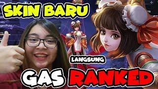 Video SKIN BARU ANGELA + TEAM GG = ?? - Mobile Legends: Bang Bang MP3, 3GP, MP4, WEBM, AVI, FLV November 2018