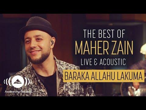 Video Maher Zain - Baraka Allahu Lakuma (Live & Acoustic - New 2018) download in MP3, 3GP, MP4, WEBM, AVI, FLV January 2017