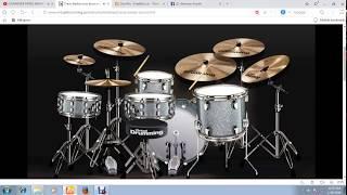 Mawar Hitam TipeX - virtual drum