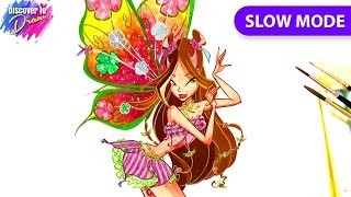 """HI there !! Here my new drawing of Winxclub #Howtodraw #Flora #Believix from #WinxClub #Slowmode at: https://youtu.be/q3DGqCBnuco#drawtynix #drawwinxclub #Musa #Tynix #Flora #Musatynix #MusaBelievix(◕‿◕)Thanks for watching ❤Like❤ ◕‿◕ Comment ◕‿◕ ☝☝Subscribe☝☝ ◕‿-❉ Checkout Winx club play list ❉https://www.youtube.com/playlist?list=PL7hvSUuING30IqEtcqYf_nFgoGmnjGSmg Did you see My second channel ? Have a look at ►http://www.your/onlinedrawingschool❉ Drawing material❉~Paper i used Buff drawing sheet GSM 160lb ~Brushes-no's 00,1,4,8 ~Mechanical pencil for drawing~Winsor and Newton fine water color for painting.""""Make sure to subscribe to keep up to date with future content!""""   ***Follow Discover to draw***~Like https://www.facebook.com/Discovertodraw/~subscribe https://www.youtube.com/user/discovetodraw~Follow on https://twitter.com/discovertodraw~pinterest https://www.pinterest.com/discovert/~connect  https://plus.google.com/+discovetodraw/~ Follow on https://instagram.com/discovertodraw/****Discover to draw Playlist*******sailor moon crystal characters http://www.youtube.com/playlist?list=PL7hvSUuING30tnU92X14IUqyW_PmUzzcAFunny cartoons characters drawing http://www.youtube.com/playlist?list=PL7hvSUuING32pe9W7dn5Qi6jLzWvrsD14MLP equestria girls  Drawingshttp://www.youtube.com/playlist?list=PL7hvSUuING31YZs34pyDEl1hR_InkTf86How to Train your dragons drawing  http://www.youtube.com/playlist?list=PL7hvSUuING31xGG7BLXpS_oVW7uP1hfMMFrozen characters drawings http://www.youtube.com/playlist?list=PL7hvSUuING31dG81snYEJlRhjEI6gugViDisney princess drawings http://www.youtube.com/playlist?list=PL7hvSUuING31WxCR1RHAIbqumjB_ljM4BTinker bell and the pirate fairy friends http://www.youtube.com/playlist?list=PL7hvSUuING30iartAHupZfmpd64-7OuzWDrawings ! Big Hero 6https://www.youtube.com/playlist?list=PL7hvSUuING30z3ARuLZRheRMMOchyOwUDoptical illusion drawinghttps://www.youtube.com/playlist?list=PL7hvSUuING32rIKFEVE2tiMvx9ApxdcDzInside out!-Awesome drawingshttps://www.youtube.com/play"""
