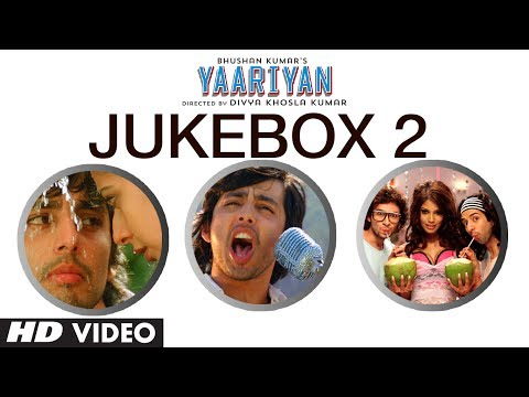 Songs - BAARISH - YAARIYAN - REMIX - 00:10 MERI MAA (REPRISE) - 05:08 ABCD -YAARIYAN - REMIX - 09:51 MERI MAA - 13:11 YAARIYAN MASHUP - 18:29 We bring to you full re...