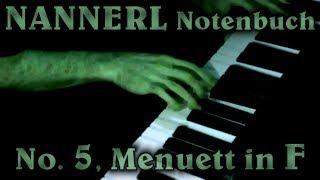 Download Lagu ANONYMOUS: Menuett in F major (Nannerl Notenbuch No. 5) Mp3