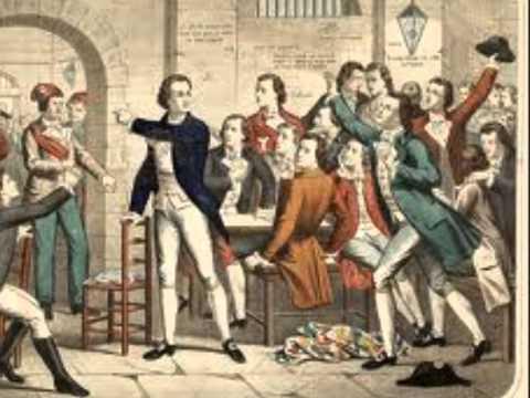 La Revolución Francesa. FPB