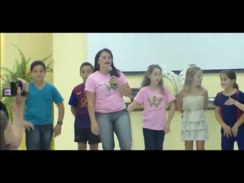 Teatro - Homenagem do dia das Mães na  Igreja da Criança da CMB