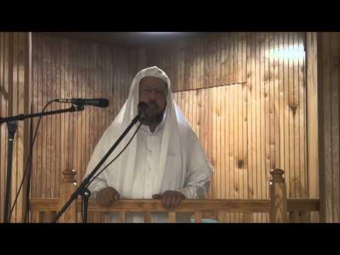 خطبة الجمعة -الصراع بين الحق والباطل -للشيخ وليد المنيسي