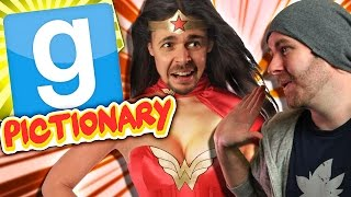 JUSTICE LEAGUE | Gmod Pictionary