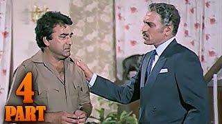 Jawab Hum Denge (1987) | Jackie Shroff, Shatrughan Sinha, Sridevi | Hindi Movie Part 4 of 8 | HD