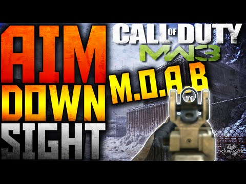 only - Hope you enjoyed this Aim Down Sights Only MOAB! ▻ADS MOAB by: http://www.youtube.com/ZachABeastGaming ▻Commentator: http://www.youtube.com/TheAkaemands12 Follow KARNAGE on Twitter! ▻...