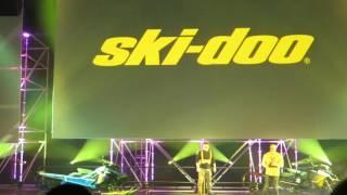 10. Ski-Doo SHOT Technology Introduced