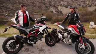 3. 2014 Ducati Hypermotard SP vs. MV Agusta Rivale