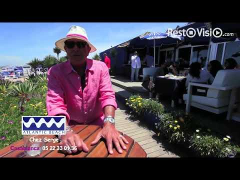 Atlantic Beach Chez Serge - Restaurant Casablanca - RestoVisio.com