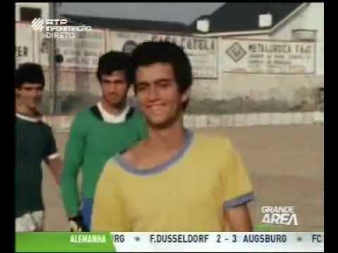فيديو نادر لجوزيه مورينيو وهو بعمر 18 عاما