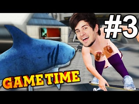 smosh - Smosh Games LIVESTREAM Fridays @ 3-5pm PT ▻▻ http://smo.sh/SGTwitchtv Ballsack McGee is back and ready to prove he has what it takes. Smosh takes him through a course of water-slides,...