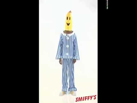 Déguisement de Bananes en pyjamas