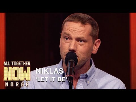 All Together Now Norge | Niklas vinner finalen med Let It Be av The Beatles | Dplay Norge