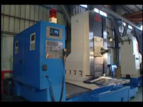 MB3200 and MB1500 Travelling Column Horizontal Machining Centres