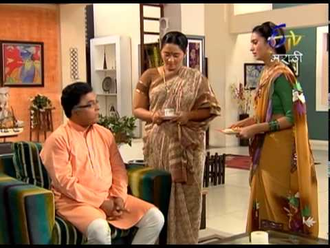 Sundar Majhe Ghar - ????? ???? ?? - 15th April 2014 - Full Episode 15 April 2014 08 PM