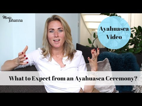 What to Expect from an Ayahuasca Ceremony?
