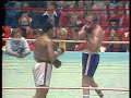 round 15 of this fight.best round of the fight. has the knockout of wepner in the last 20 seconds of the round. also a sneak preview of the next fight i will...